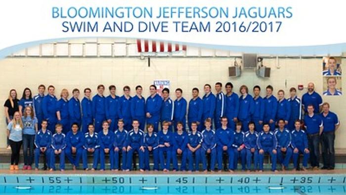 JAGS Boys Swim and Dive