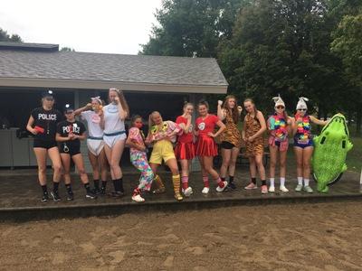 JAGS Girls Volleyball