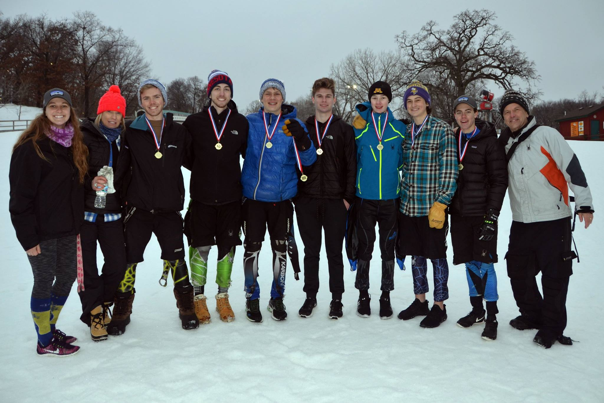 Bloomington Alpine Ski Team