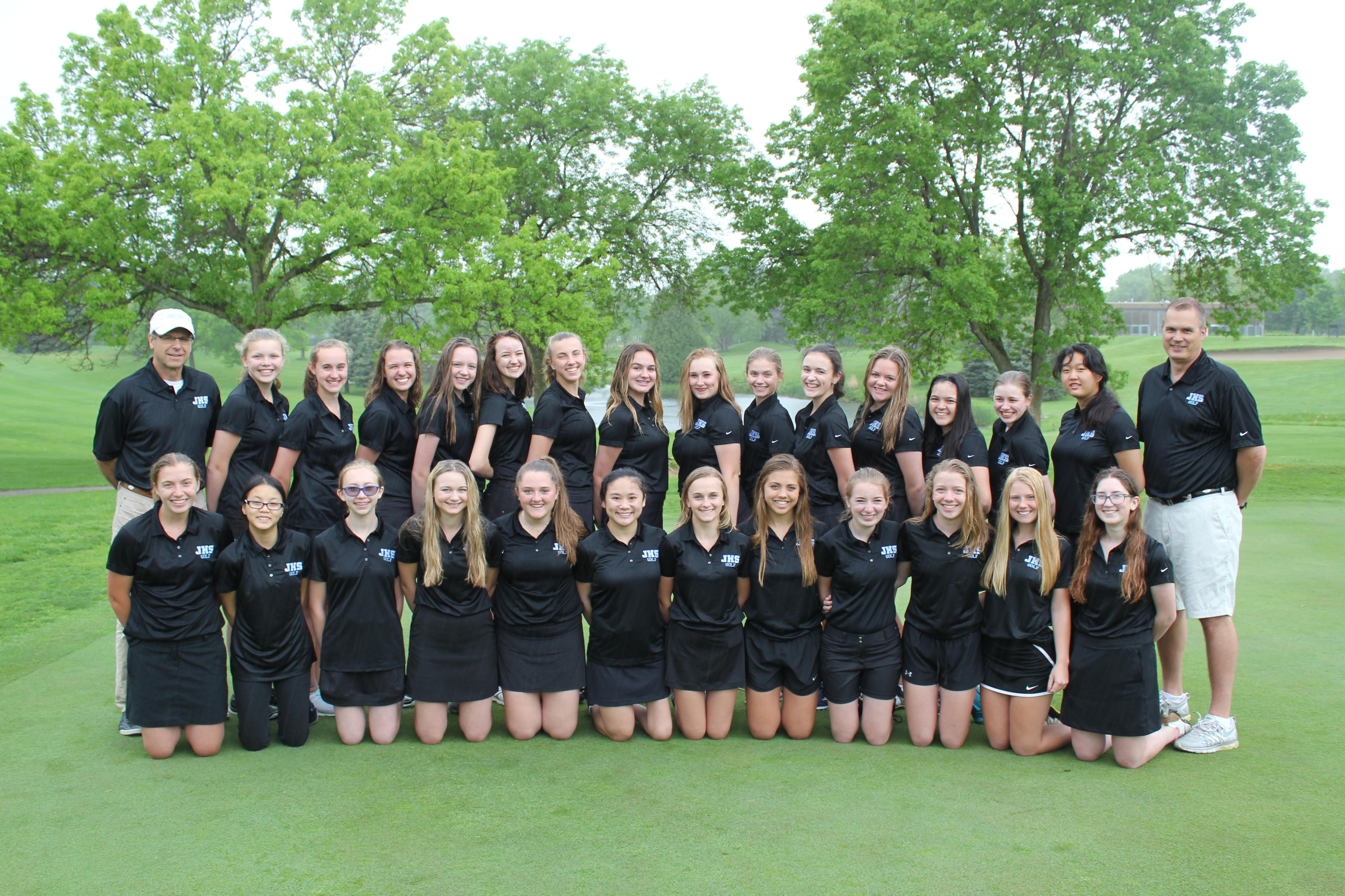JAGS Girls Golf