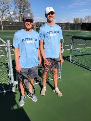 JAGS Boys Tennis